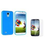 Insten® 1089785 2-Piece Screen Protector Bundle For Samsung Galaxy SIV/S4 i9500