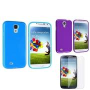 Insten® 1104478 3-Piece Screen Protector Bundle For Samsung Galaxy SIV/S4 i9500