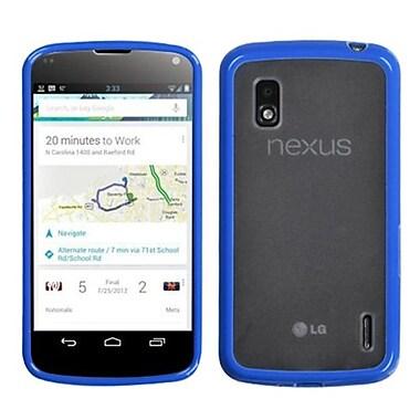 Insten® Gummy Covers For LG E960 Nexus 4