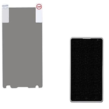 Insten® LCD Screen Protector For LG MS870, Glitter
