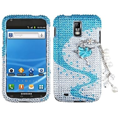Insten® Diamante Protector Cases For Samsung T989 Galaxy S2