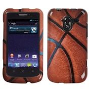 Insten® Protector Case For ZTE-N9120 Avid 4G, Basketball