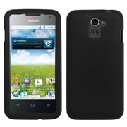Insten® Skin Case For Huawei M931 Premia 4G, Solid Black