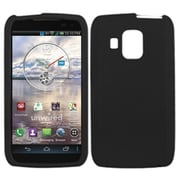 Insten® Skin Cover For Pantech ADR930L Perception, Solid Black
