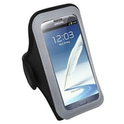 Insten® Vertical Pouch Universal Sport Armband For Samsung I717/T879/Galaxy Note II/T889, Black