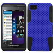 Insten® Astronoot Phone Protector Cover For BlackBerry Z10, Dark Blue/Black