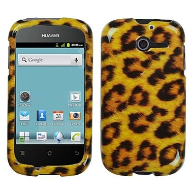 Insten® Phone Protector Cover For Huawei Ascend Y M866, Leopard Skin