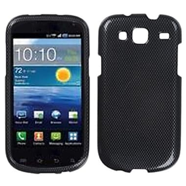 Insten® Phone Protector Cover For Samsung I425 (Galaxy Stratosphere III), Carbon Fiber