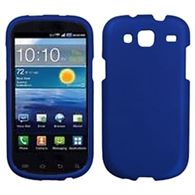 Insten® Phone Protector Cover For Samsung I425 (Galaxy Stratosphere III), Titanium Solid Dark Blue