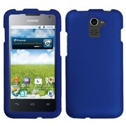 Insten® Phone Protector Cover For Huawei M931 Premia 4G, Titanium Solid Dark Blue