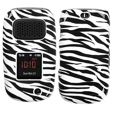 Insten® Phone Protector Cover For Samsung A997 (RUGBY III), Zebra Skin