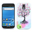 Insten® Candy Skin Cover For Samsung T989 Galaxy S2, Love Tree