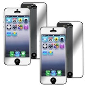 Insten® 1152300 3-Piece iPhone Screen Protector Bundle For iPhone 5/5C/5S