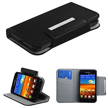Insten® Premium Book-Style MyJacket Wallets For Samsung D710, R760, Galaxy S II 4G