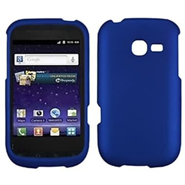 Insten® Phone Protector Cover For Samsung R480 (Freeform 5), Titanium Solid Dark Blue