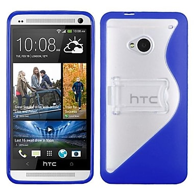 Insten® Gummy Covers For HTC-One/M7
