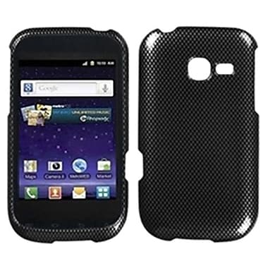 Insten® Phone Protector Cover For Samsung R480 (Freeform 5), Carbon Fiber