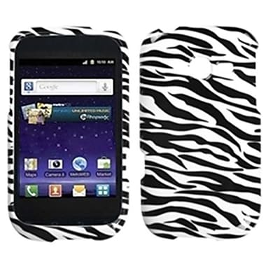 Insten® Phone Protector Cover For Samsung R480 (Freeform 5), Zebra Skin