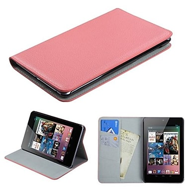 Insten® Premium MyJacket For Google Nexus 7, Pink
