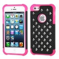 Insten® Rubberized Protector Covers F/iPhone 5/5S