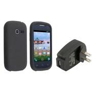 Insten® 1263238 2-Piece Case Bundle For Samsung Galaxy Centura S738C