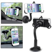 Insten® 1290801 2-Piece iPhone Mount Bundle For Cell Phone, PDA, GPS, MP3, MP4