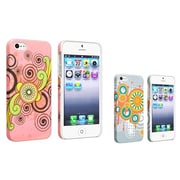 Insten® 1303183 2-Piece iPhone Case Bundle For Apple iPhone 5/5S