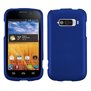Insten® Protector Case For ZTE N9101 Imperial, Titanium Solid Dark Blue