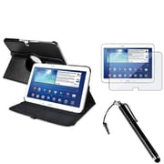 "Insten® 1309842 3-Piece Tablet Case Bundle For 10.1"" Samsung Galaxy Tab 3"