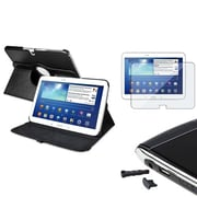 "Insten® 1309860 3-Piece Tablet Cap Bundle For 10.1"" Samsung Galaxy Tab 3"