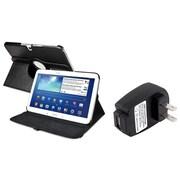 "Insten® 1309878 2-Piece Tablet Case Bundle For 10.1"" Samsung Galaxy Tab 3"