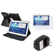 "Insten® 1309879 3-Piece Tablet Case Bundle For 10.1"" Samsung Galaxy Tab 3"