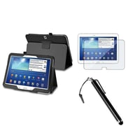 "Insten® 1332149 3-Piece Tablet Case Bundle For 10.1"" Samsung Galaxy Tab 3"