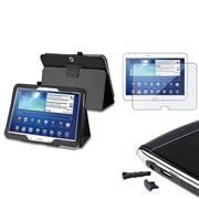 "Insten® 1332165 3-Piece Tablet Cap Bundle For 10.1"" Samsung Galaxy Tab 3"