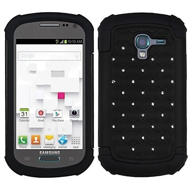 Insten® Lattice Dazzling Protector Covers For Samsung T599 Galaxy Exhibit