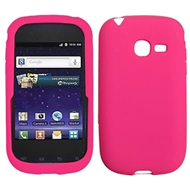 Insten® Solid Skin Cover For Samsung R480 (Freeform 5), Hot-Pink