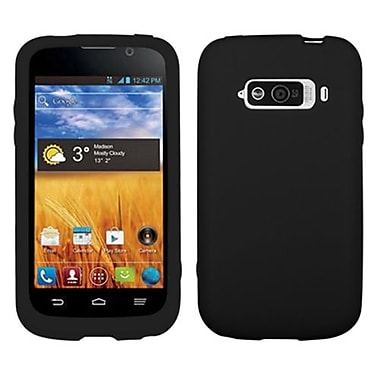 Insten® Skin Case For ZTE N9101 Imperial, Solid Black