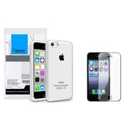 Insten® 1387433 2-Piece iPhone Case Bundle For Apple iPhone 5/5S/5C