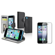 Insten® 1387477 2-Piece iPhone Case Bundle For Apple iPhone 5/5S/5C