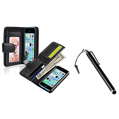 Insten 1387969 2-Piece iPhone Case Bundle For Apple iPhone 5C