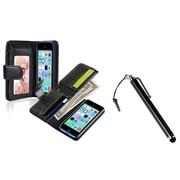 Insten® 1387969 2-Piece iPhone Case Bundle For Apple iPhone 5C