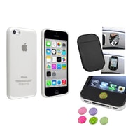 Insten® 1388427 3-Piece iPhone Others Bundle For iPhone 5C/iPad/iPod Touch