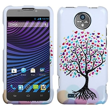 Insten® Protector Case For ZTE N9810 Vital, Love Tree