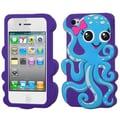 Insten® Pastel Skin Cases F/iPhone 4/4S