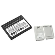 Insten® 1437841 2-Piece Battery Bundle For Samsung Galaxy S3/S3 i9300