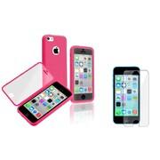 Insten® 1465960 2-Piece iPhone Screen Protector Bundle For iPhone 5/5C/5S