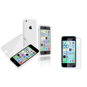 Insten® 1466056 2-Piece iPhone Screen Protector Bundle For iPhone 5/5C/5S