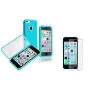 Insten® 1466151 2-Piece iPhone Screen Protector Bundle For iPhone 5/5C/5S