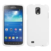Insten® Phone Protector Case For Samsung i537 (Galaxy S4 Active), Solid Ivory White