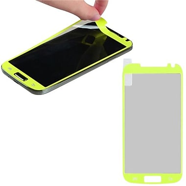 Insten® Coating Screen Protector For Samsung Galaxy S4, Tender Green